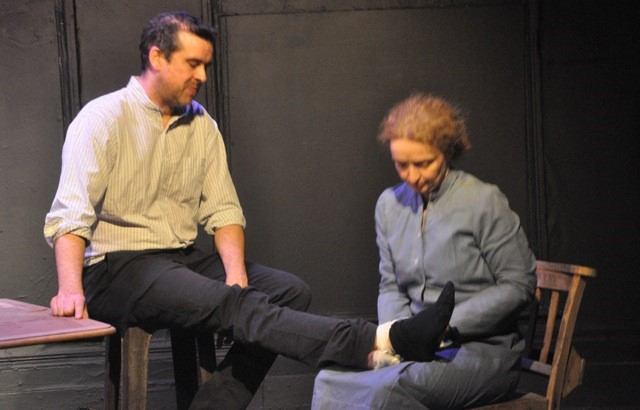 Fiona and Aongus Leg